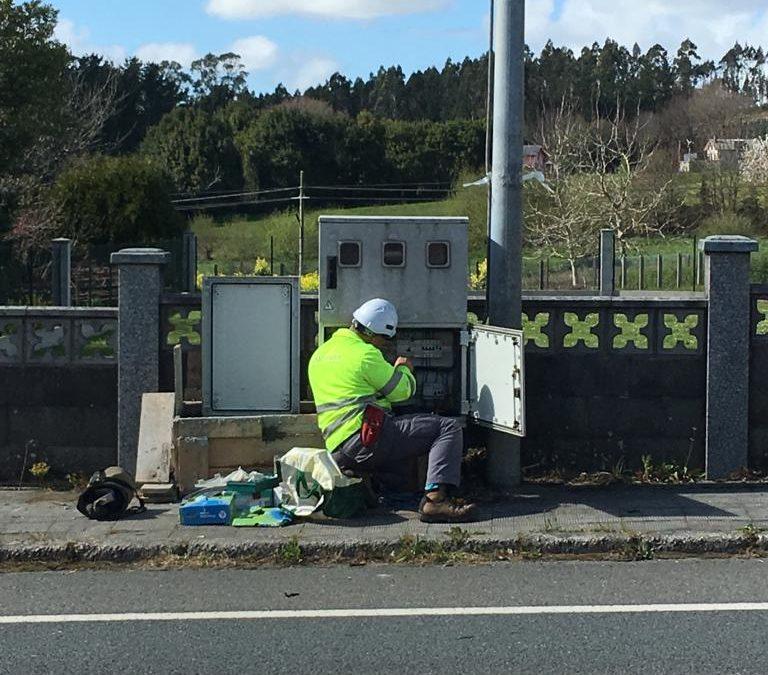 O Concello saca a licitación o mantemento de servizos eléctricos