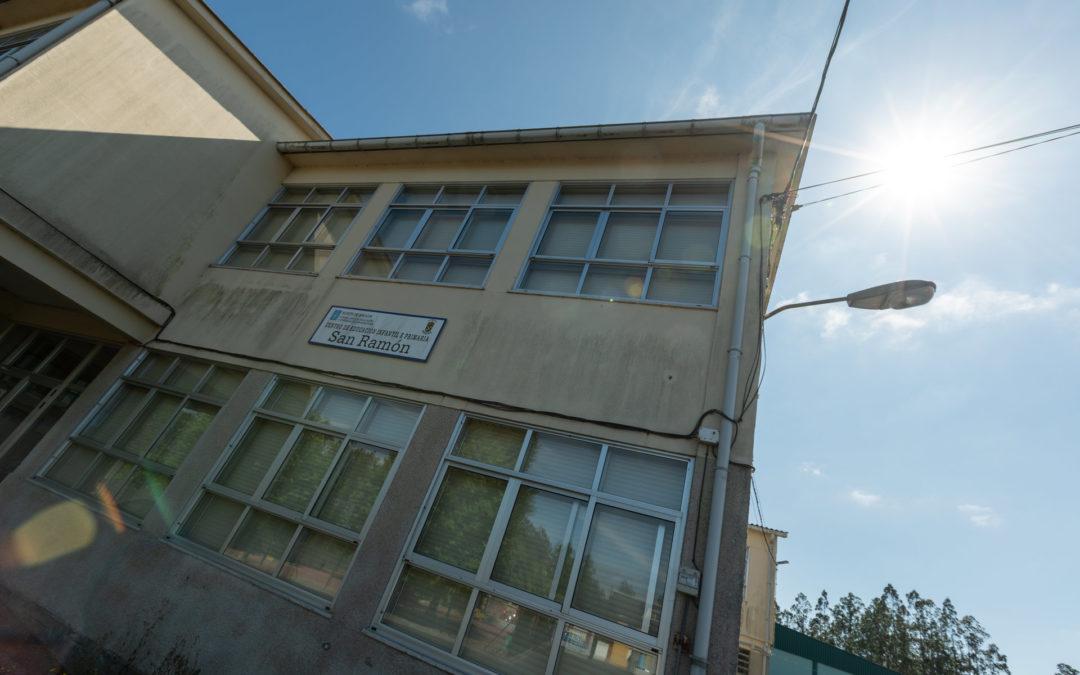 Educación rexeita desdobrar a aula de Infantil do CEIP San Ramón