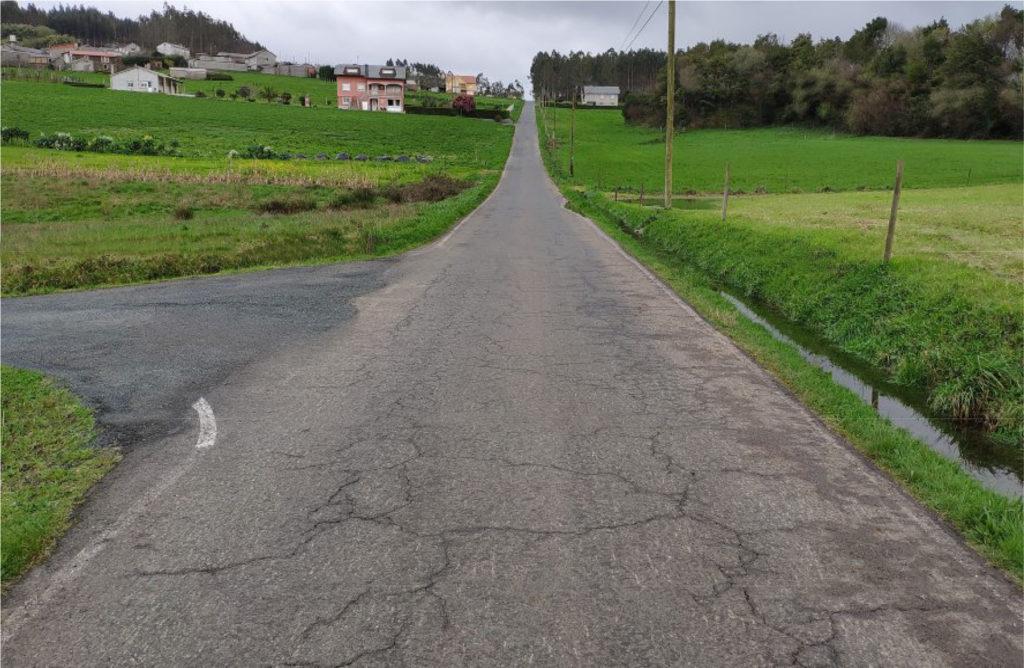 O Concello reparará 1,3 quilómetros de pistas co Plan de camiños da AGADER