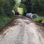 Avanzan as obras cofinanciadas polo Concello e o Plan de Camiños da AGADER