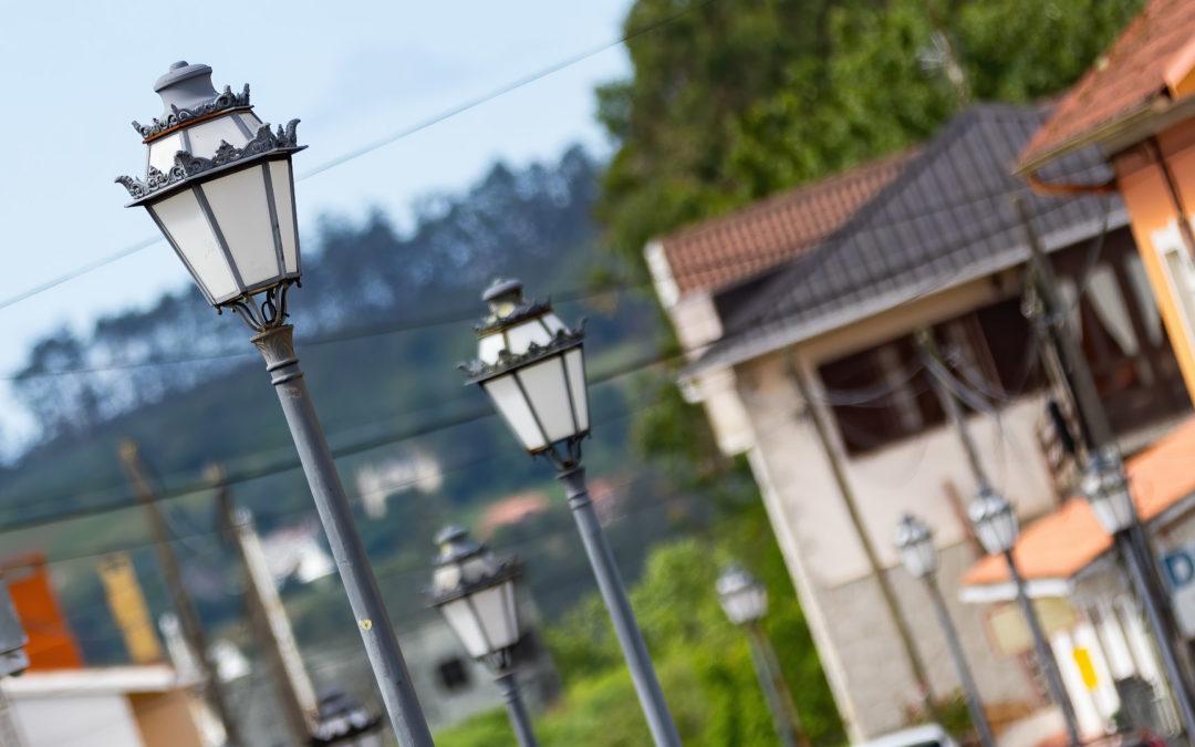 O Concello renovará a iluminación na rúa da Feira e en Andrés Gregorio Pérez Soto