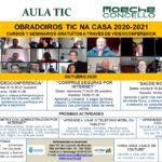 A Aula TIC organiza tres cursos para o mes de outubro