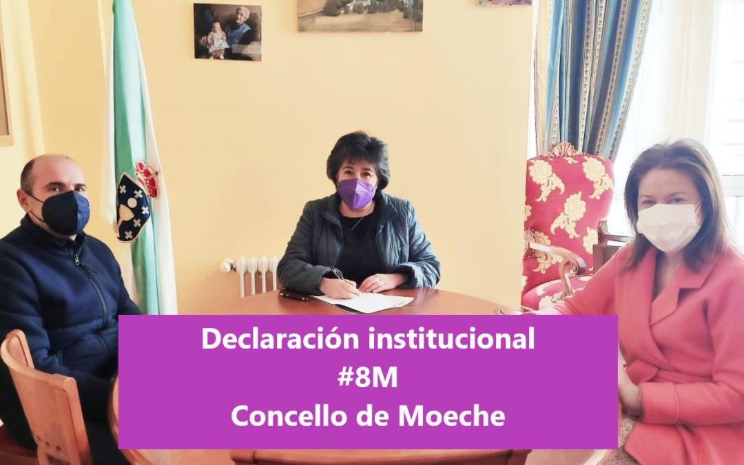 Declaración institucional do Día internacional da muller #8M