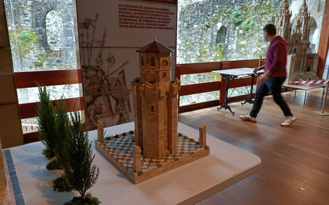 A Oficina de Turismo abre as súas portas no Castelo de Moeche