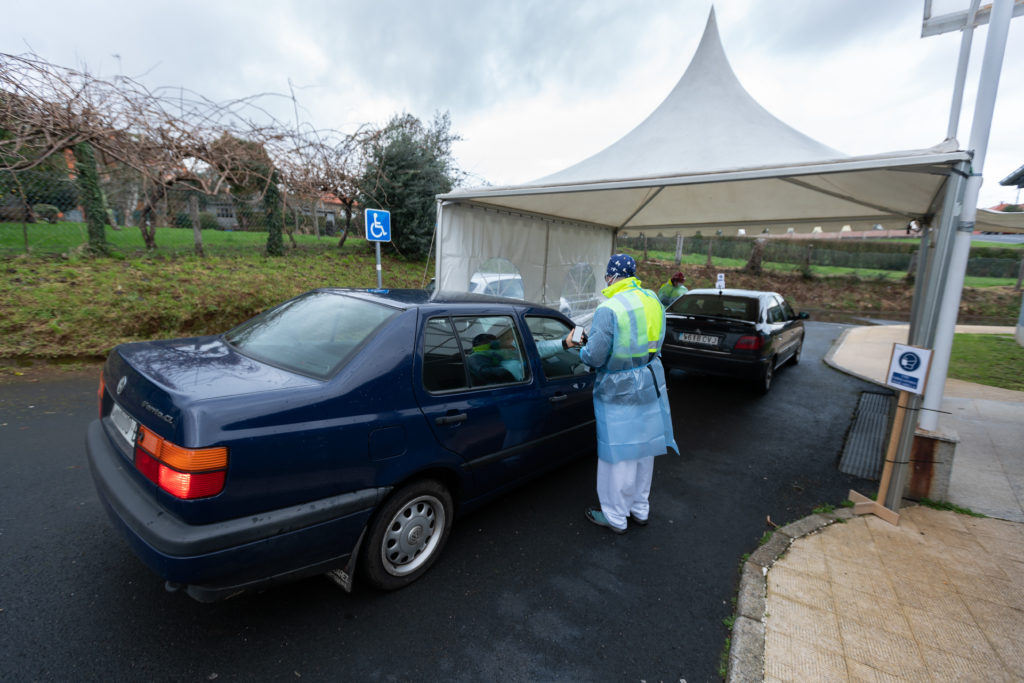 A Consellaría de Sanidade confirma que Moeche deberá seguir no nivel máximo de restricións mentres non descenda a incidencia acumulada