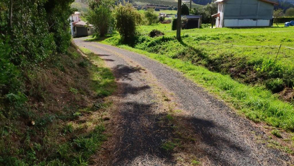 O Concello adxudica un novo proxecto de pavimentación de pistas cifrado en preto de 20.000 euros