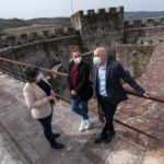 A Deputación da Coruña compromete 50.000€ para renovar os contidos expositivos do castelo de Moeche