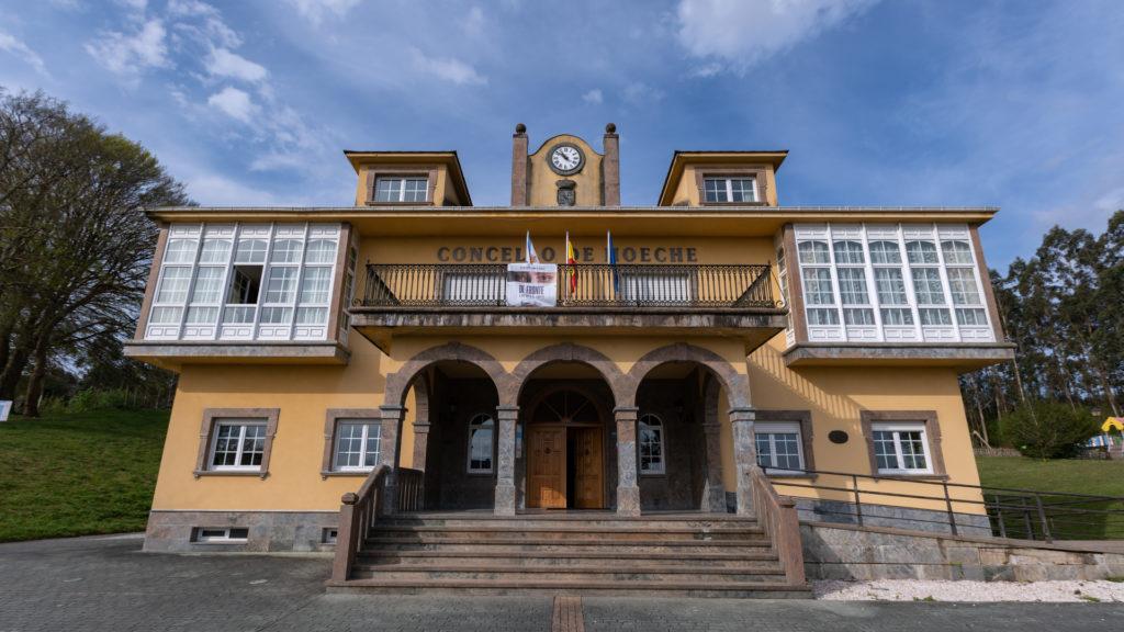 O Orzamento municipal para 2021 ascende a 2,3 millóns de euros