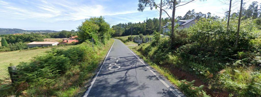 Licitadasas obras de ampliación e mellora da DP 4901 no tramo de Casabranca