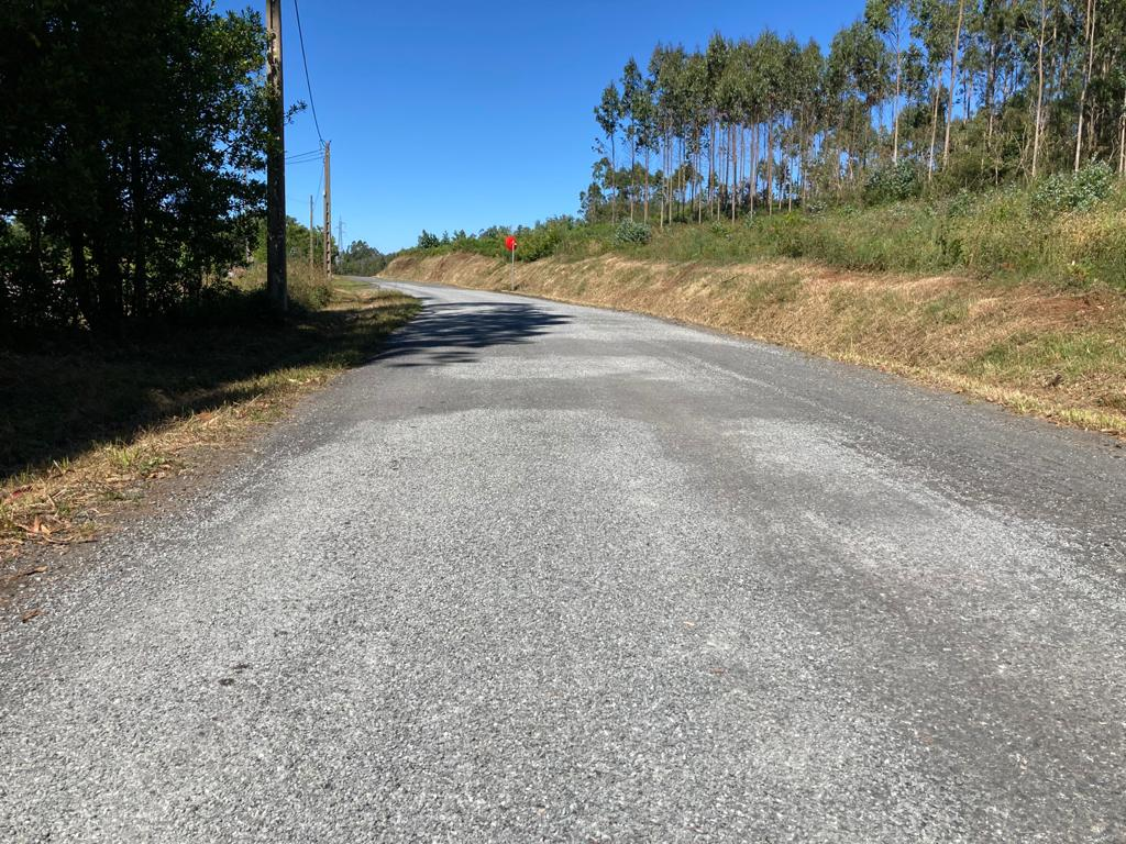 Adxudicadas varias obras de pavimentación de vías por importe de 91.000 €