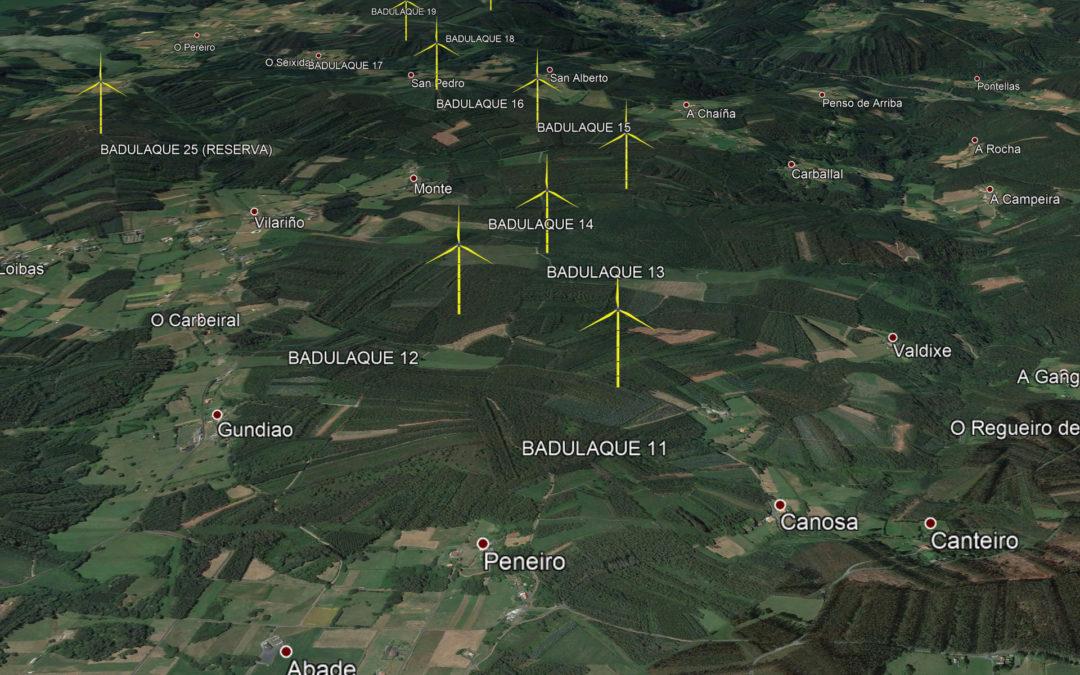 Concello e entidades de Moeche coordínanse para informar á veciñanza e facilitar as alegacións aos dous parques eólicos proxectados no municipio